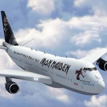 Iron Maiden, Ed Force One