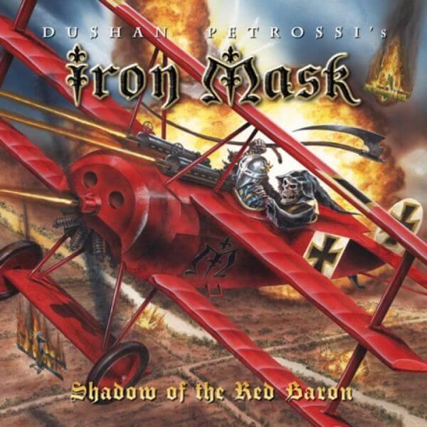 Iron Mask Shadows Of The Red Baron