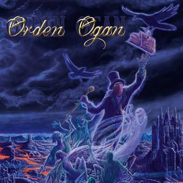 Orden Ogan The Book Of Ogan