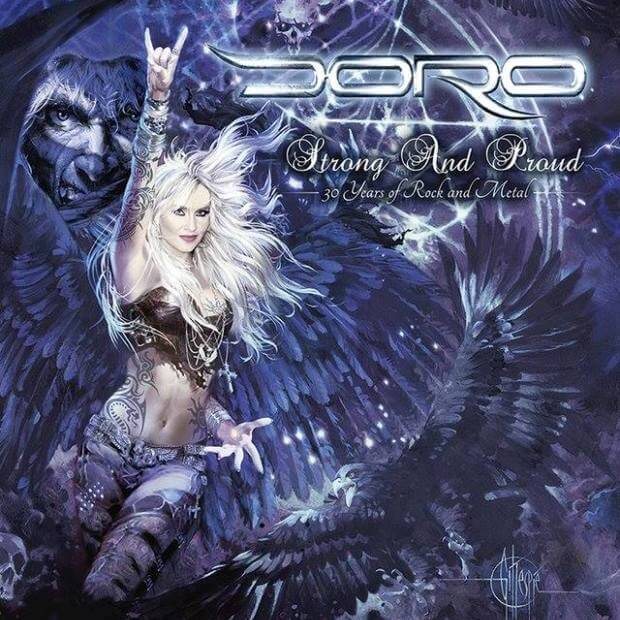 Doro DVD Strong And Proud - 30 Years Of Rock And Metal 2