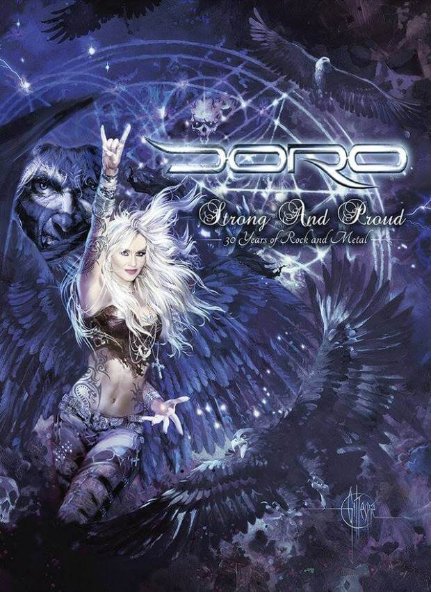 Doro DVD Strong And Proud - 30 Years Of Rock And Metal