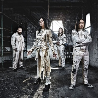 Lacuna Coil The House of Shame