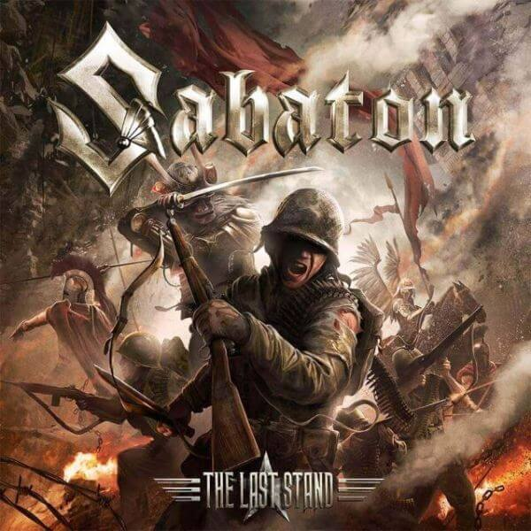 Sabaton The Lost Battalion