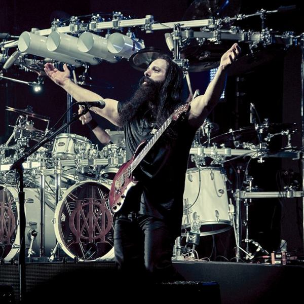 джон петруччи Dream Theater