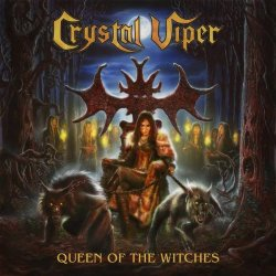 Crystal Viper Queen Of The Witches
