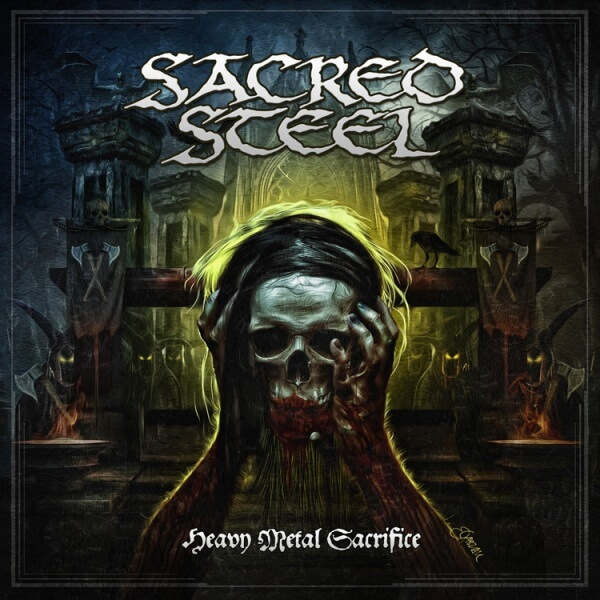 Sacred Steel Heavy Metal Sacrifice