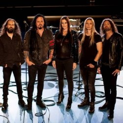 evergrey и вокалистка Nightwish Флор Янсен