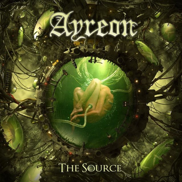 Ayreon, The Source