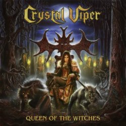"Crystal Viper ""Queen Of The Witches"""
