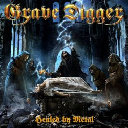 Grave Digger, Healed By Metal