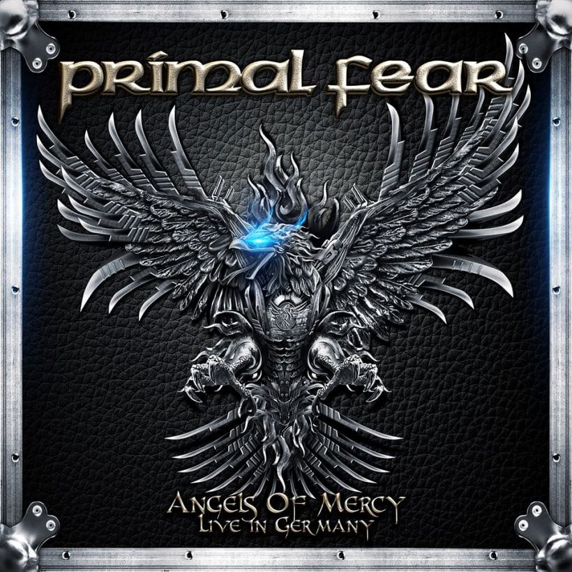 "Primal Fear выпустят CD/DVD ""Angels Of Mercy - Live In Germany"""