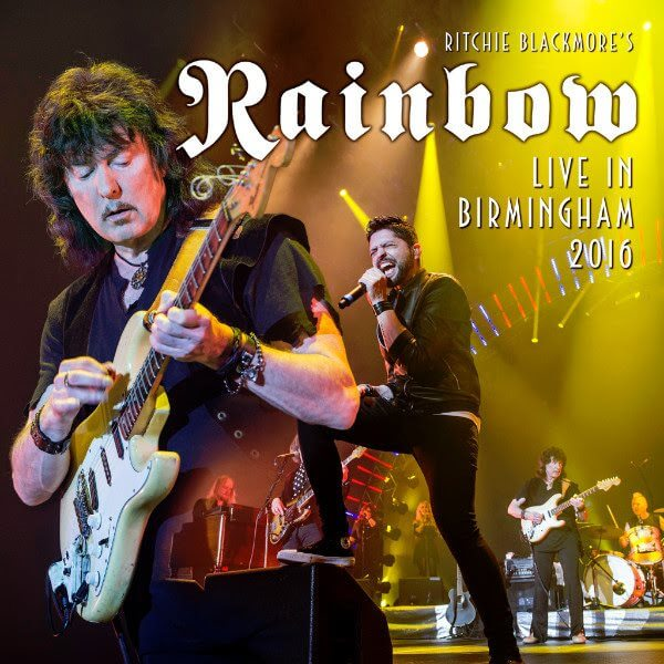 Ritchie Blackmore's Rainbow, Live In Birmingham