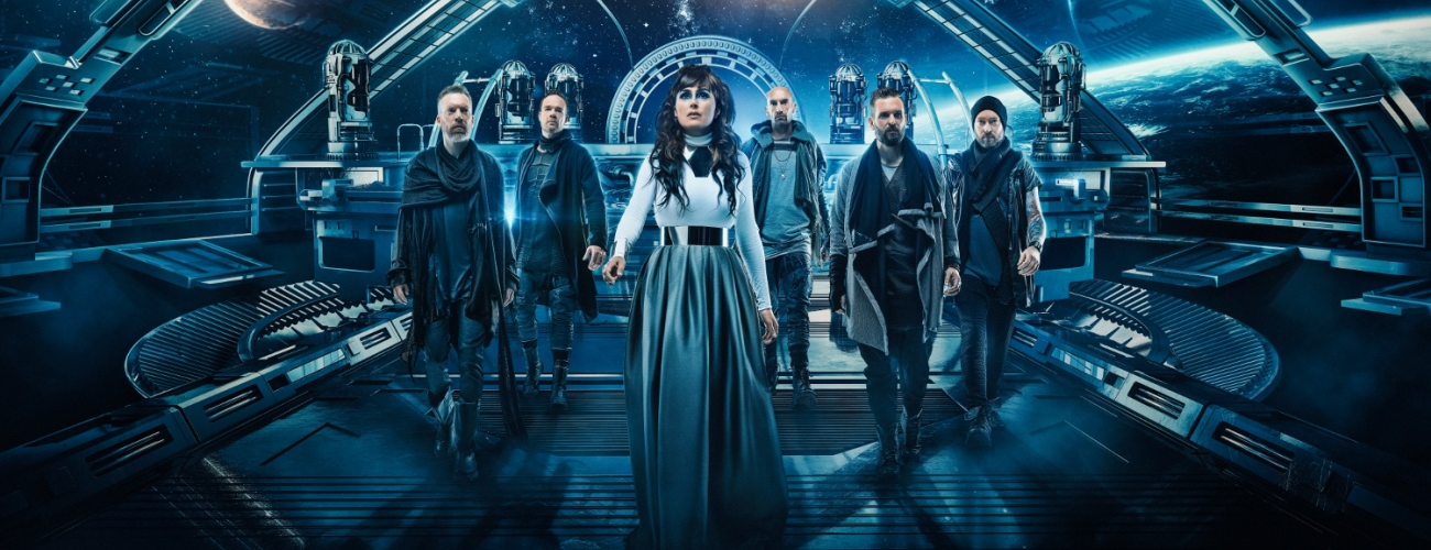 "Within Temptation выпустили новое видео ""The Reckoning"""
