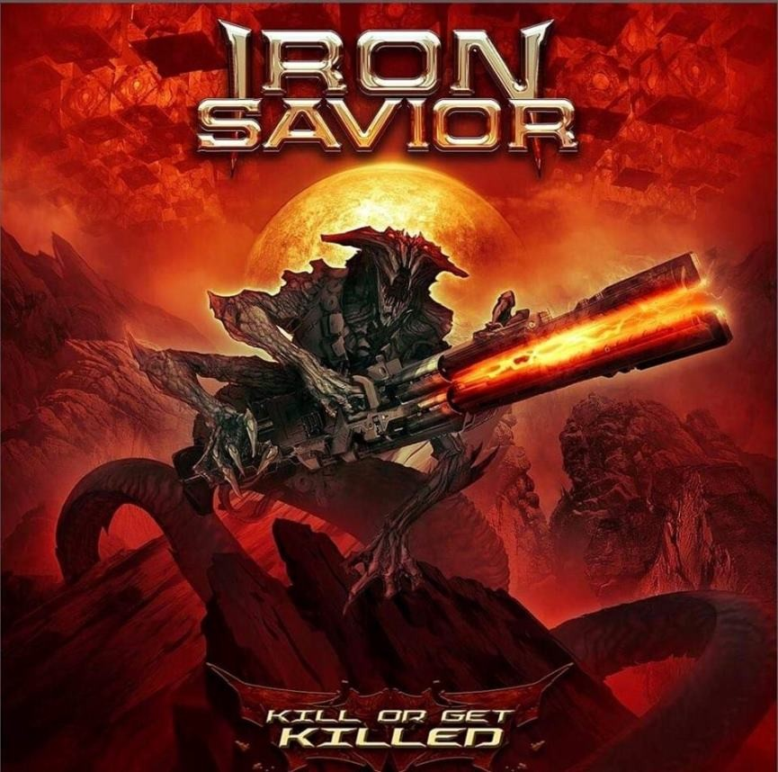 Iron Savior Kill Or Get Killed