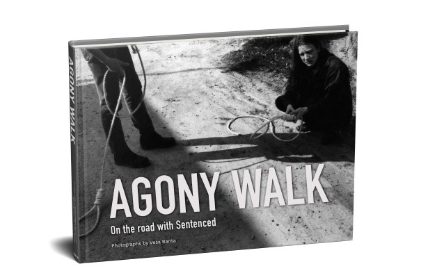 Sentenced Agony Walk
