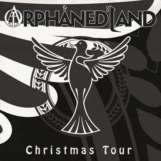 Orphaned Land отправились в Рождественский тур (1)