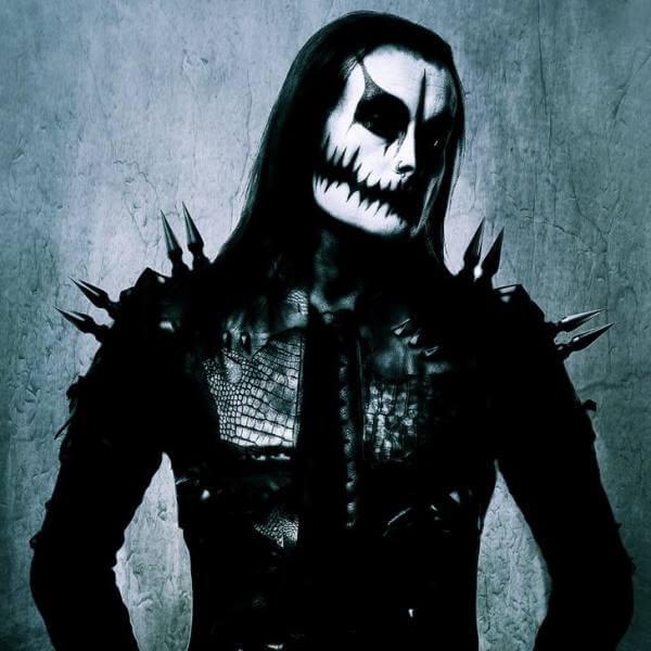 Dani Filth фронтмен Cradle Of Filth