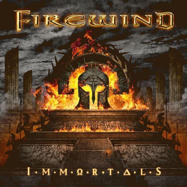 Firewind Immortals