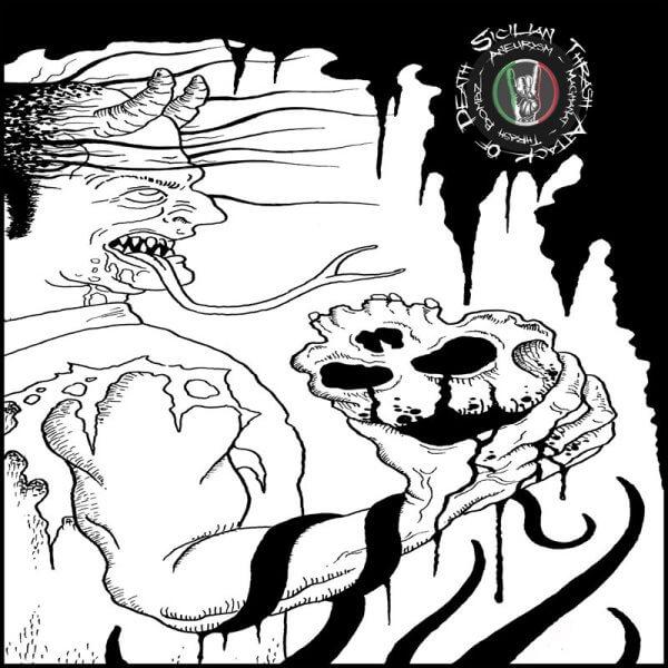Aneurysm / Maghanat / Thrash Bombz Sicilian Thrash Attack Of Death
